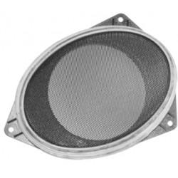 PLAST pre repro Ford Escort zadné vrátane mriežky 130mm