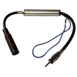 DIN-DIN adaptér anténa - napájanie