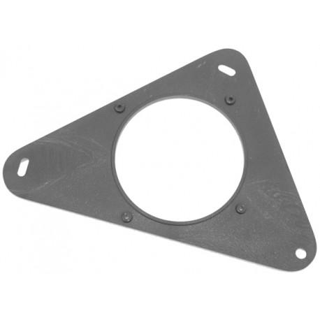 PLAST pre repro Renault Master predný 100 mm