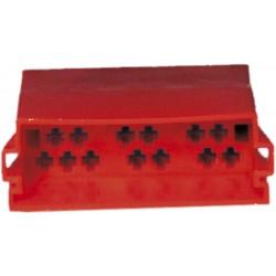 Konektor MINI ISO 20 pinový protikus (25009)