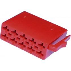 Konektor UNI ISO 10-pinový bez káblov