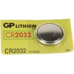 Batérie GP CR2032, 3V pre DO Škoda, VW