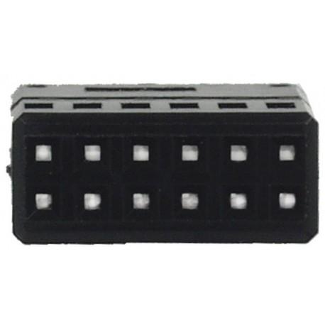 MOST 12-pinový plast konektora