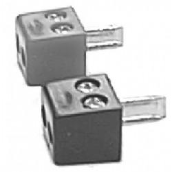 Reproduktorový konektor DIN so skrutkami (pár)