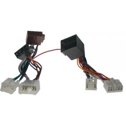 Kabeláž pre HF PARROT / OEM Toyota, Lexus, Daihatsu