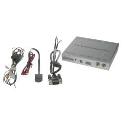Univerzálny prevodník kompozitného videosignálu do RGB linky