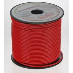 Kábel 1,5 mm, červený, 100 m bal