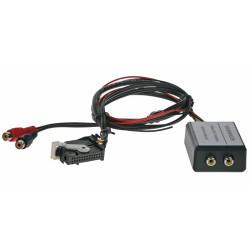 adaptér A / V výstup pre OEM navigáciu VW RNS-510 (MFD3)