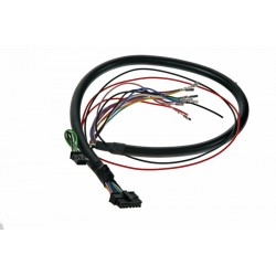 Kábel k MI-092 / RNS510 pre VW RNS-510 (MFD3) s OEM kamerou