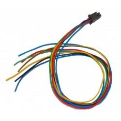 Kabeláž univerzálne pre pripojenie modulu TVF-box01 alebo TVF-box02