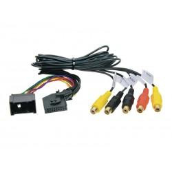 Adaptér AV vstup / výstup pre navigáciu BMW s TV tunerom
