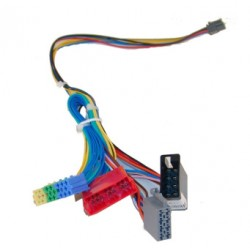 Kabeláž Porsche Cayenne pre pripojenie modulu TVF-box01