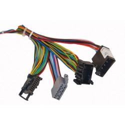 Kabeláž Mercedes pre pripojenie modulu TVF-box01 s navigáciou Comand 2.0, APS CD