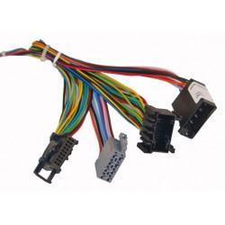 Kabeláž Mercedes pre pripojenie modulu TVF-box01 (Command 2,5)