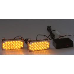 PREDATOR LED vonkajší, 12V, oranžový