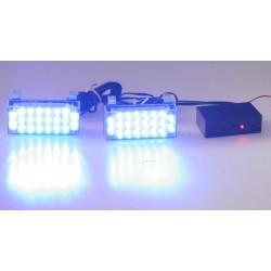 PREDATOR LED vonkajší, 12V, modrý