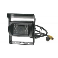 Kamera CCD s IR svetlom, vonkajšia PAL