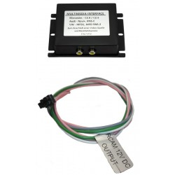 adaptér A / V vstup pre OEM navigáciu Škoda, VW, Audi, Mercedes, VW bez OEM TV tunera