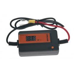 Desulfator - oživovač batérií 12V-48V, 400Ah