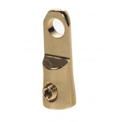GOLD káblové očko M8,5 pre kábel 20mm2
