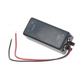 Oneskorovacie audio signálu k zosilňovaču