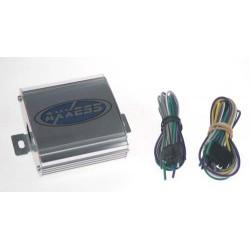 METRA 4 kanálová redukcia repro / CINCH nastaviteľná