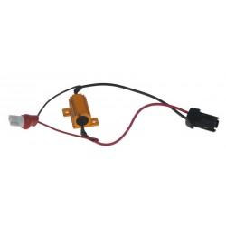 Eliminátor chybových hlásení pre žiarovky T10