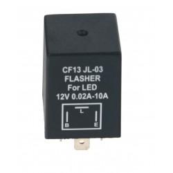 Prerušovač smeroviek LED, 12V, 0,02-10A pre japonské autá