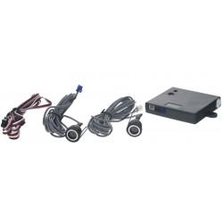 Ultrazvukové snímače k alarmom