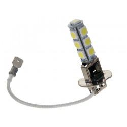 LED H3 biela, 12V, 13LED / 3SMD