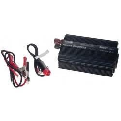Menič napätia z 24 / 230V + USB, 300W