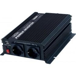 Menič napätia z 12 / 230V + USB, 1600W