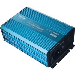Sínusový menič napätia z 24 / 230V, 600W
