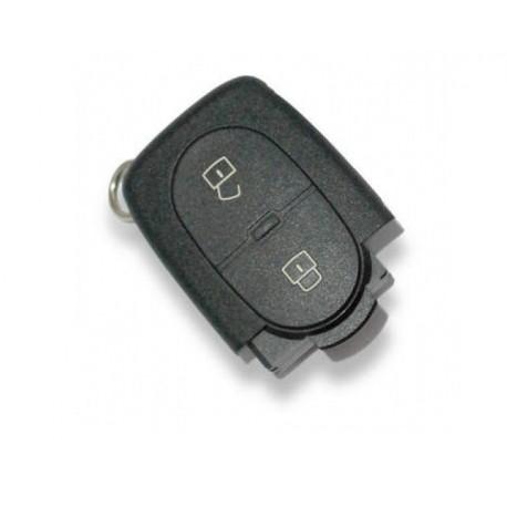 Diaľk. ovládač pre Škoda, VW, Audi, Seat, 2tl., 434MHz, 1J0 959 753 A