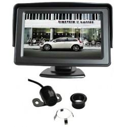 Parkovacia kamera s LCD 4,3 monitorom