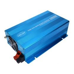 Sínusový menič napätia z 12 / 230V, 1000W / displej