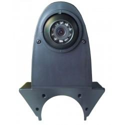 Kamera CCD s IR svetlom, vonkajšie pre dodávky alebo skriňová autá