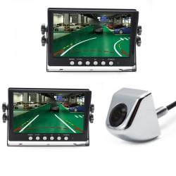 Kamera miniatúrne vonkajšie PAL s dynamickými trajektóriami