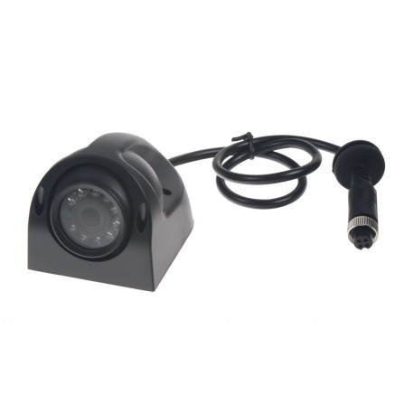 Kamera 4PIN CCD SHARP s IR, vonkajšie bočné
