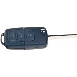 Náhr. kľúč pre Škoda, VW, Audi, Seat, 3tl., 433MHz, 1K0 959 753 N