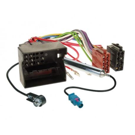 Anténny adaptér FAKRA + MOST konektor / ISO