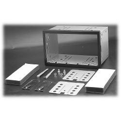 2DIN univerzálny kit pre rámčeky 2ISO