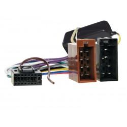 Kábel pre KENWOOD / JVC 16-pin / ISO