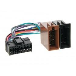 Kábel pre JVC 16-pin / ISO