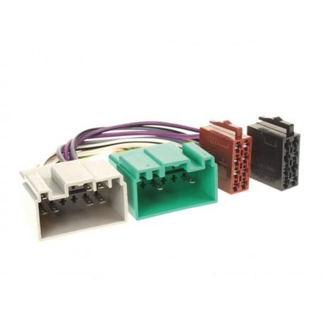 Konektor ISO VOLVO S40, V40 10/00, S80