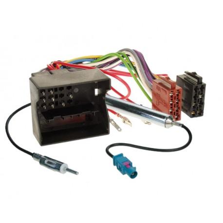 Anténny adaptér FAKRA + MOST konektor / DIN