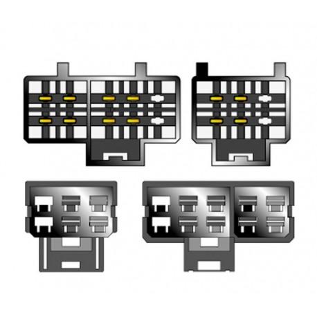 Kabeláž pre HF PARROT / OEM Nissan modely -2000