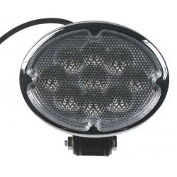LED 9x3W prac.svetlo, 9-32V, 147x150x73mm