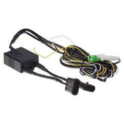Modul pre automatické rozsvecovanie prídavných LED svetiel DRL + FOG