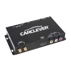 DVB-T2 / HEVC / H.265 digitálny tuner s USB + 2x anténa